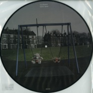 Front View : Earl Grey - DORSIFLEXION (PIC DISC) - Inperspective Records / INP020