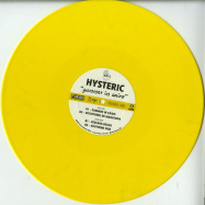 Front View : Hysteric - SUMMER IN CAIRO (COLOURED VINYL, 2019 REPRESS) - Fuego International / FUEGO001