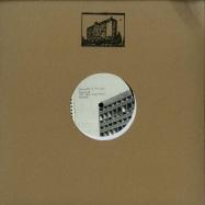 Front View : Danny Kotz Avi Caspi - REJECT EP (INCL MYLES SERGE RMX) - Made of Concrete / MOC011