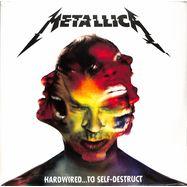Front View : Metallica - HARDWIRED ... TO SELF-DESTRUCT (180G 2X12 LP + MP3) - Universal / 5715641