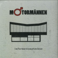 Front View : Motormannen - INFORMATIONSTECHNO - Lamour Records / LAMOUR053VIN