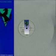 Front View : Benjamin Damage - MONTREAL EP - R&S Records / RS1714