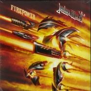 Front View : Judas Priest - FIREPOWER (2X12 LP + MP3) - Sony Music / 19075804871