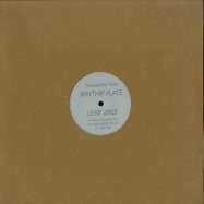 Front View : Rhythm Plate - LEAN - Pressed For Time / PFTV 001