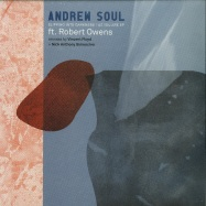Front View : Andrew Soul feat Robert Owens - SLIPPING INTO DARKNESS EP - Vibraphone / VIBR 013