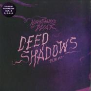 Front View : Nightmares On Wax - DEEP SHADOWS - REMIXES (12 INCH+MP3) - Warp Records / WAP421