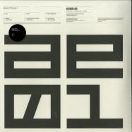 Front View : Autechre - NTS SESSIONS 1 (LTD. 3X12 LP + MP3) - Warp Records / WARPLP364-1