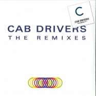 Front View : Cab Drivers - THE REMIXES PART ONE (FULL COVER EDITION) - Cabinet Records / Cab52.1