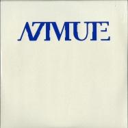 Front View : Azimute - AZIMUTE BLUE (VINYL ONLY / BLUE VINYL) - Azimute / AZM004