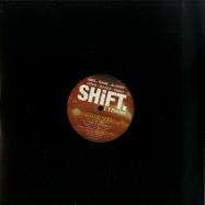 Front View : MBG , Rame , Alkemy , Uovo - PETER PAN EP DJ GLC & DNART EDITS (2X12 INCH) - Shift LTD / SHIFTLTD009