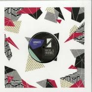 Front View : Rawdio - VOYAGES EP - Muzik & Friendz / M&F009