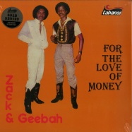 Front View : Zack & Geebah - FOR THE LOVE OF MONEY (LP) - BBE / BBE496ALP