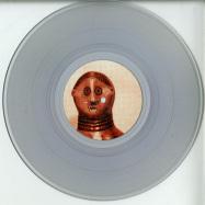 Front View : Denise Rabe - MANIFESTO (10 INCH CLEAR VINYL) - Stroboscopic Artefacts / SATOTEM005