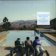 Front View : Jonas Brothers - HAPPINESS BEGINS (2LP) - Republic / 7786359