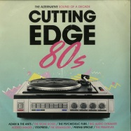 Front View : Various Artists - CUTTING EDGE 80S (2LP) - Sony Music / 88985431271