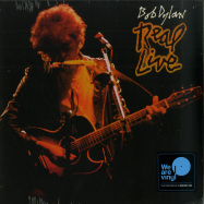 Front View : Bob Dylan - REAL LIVE (LP + MP3) - Sony Music / 19075846961