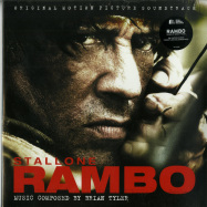 Front View : Brian Tyler - RAMBO O.S.T. (CAMOUFLAGE SPLATTER 2LP) - Silva Screen / SILLP1260 / 00112161
