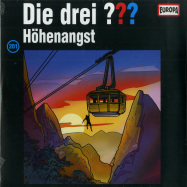 Front View : Die drei ??? - HÖHENANGST (2LP) - Europa / 19075878261