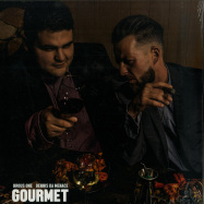 Front View : Brous One & Dennis Da Menace - GOURMET (LP) - Vindig / VINDIG370