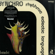 Front View : Synchro Rhythmic Eclectic Language - LAMBI (2LP) - Sommor Records / Somm053 / 00138089