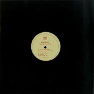 Front View : Lewis James - THE DEATH OF HABIT EP - Exit Records / Exit087