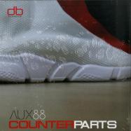 Front View : AUX 88 - COUNTERPARTS (2LP) - Direct Beat / DBC001