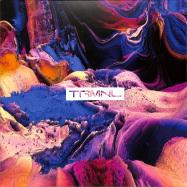 Front View : East End Dubs - TRMNL001 (PURPLE COLOURED VINYL) - TRMNL / TRMNL001