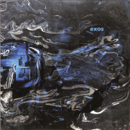 Front View : Exos - INDIGO (3LP) - Figure / FIGURELP05