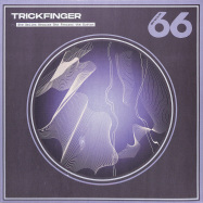 Front View : Trickfinger - SHE SMILES BECAUSE SHE PRESSES THE BUTTON (LP) - Avenue 66 / Ave66-09LP