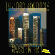 Front View : Steiger - BRICK SMOKE BASEMENT (10 INCH) - Sdban Ultra / SDBANU1005