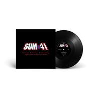 Front View : Sum 41 - FAT LIP / IN TOO DEEP / STILL WAITING (LTD 10 INCH) - Island / 5392339