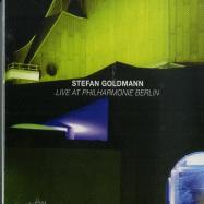 Front View : Stefan Goldmann - LIVE AT PHILHARMONIE BERLIN (CD) - Macro / MACROM63CD