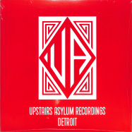 Front View : Norm Talley - TRACKS FROM THE ASYLUM - Upstairs Asylum Recordings / UAR002
