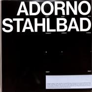 Front View : Adorno - FUN IST EIN STAHLBAD (LTD CLEAR 2LP) - Entkunstung / ENT005