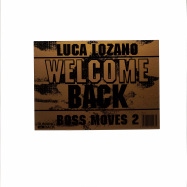 Front View : Luca Lozano - BOSS MOVES 2 WELCOME BACK (2LP) - Running Back / RB102