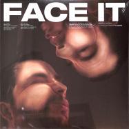 Front View : Run Sofa - FACE IT (LP) - Cloudshaper / CS00221