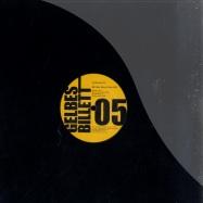 Front View : D.Diggler - BITCH SHIFTER EP - Gelbes Billett Musik / GBM005