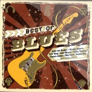 Front View : Various Artists - BEST OF BLUES (2XCD) - mtc2062
