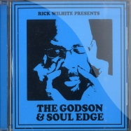 Front View : Rick Wilhite - THE GODSON & SOUL EDGE (CD) - Rush Hour / RH-rw1cd