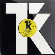 Front View : Lowkey vs Kardinal - THE MELT - Tracker / TRK02