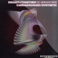 Front View : Disazt / Camo & Krooked - TOGETHER / SYNTHETIC - Mainframe Recordings  / mfr006