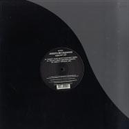Front View : Joseph McGeechan & DJ Hi-Shock - SPLIT EP (CLEAR BLUE & GREEN 2x12) - Nachtstrom Schallplatten / nst030