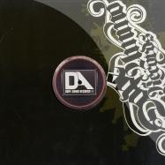 Front View : Dope Ammo & Tone Def / Erb N Dub & Deep Roots - ROLLIN (SUB ZERO REMIX) / INSOMNIA - Dope Ammo / da025