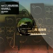 Front View : Matty Heilbronn / Mousse T. / Peavey - THE JAM FILES - PART FOUR (BUTCH / BUTTRICH RMXS) - Peppermint Jam / pjms01486
