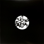 Front View : Various Artists - MUCHAS FATCIAS (2X12 LP+CD) - Muchas Fatcias / FATcias001