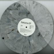 Front View : Various Artists - NAKAMA EP (MARBLED VINYL) - Sharivari Records / SHV010