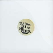 Front View : The Mr. K Edits - BABY DOLL/ HEAVY VIBES - Most Excellent Unltd / MXMRK2001
