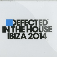Front View : Defected in The House - IBIZA 2014 (3XCD) - Defected / ITH56CD