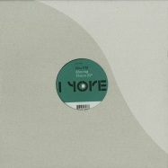 Front View : Kez Ym - MOVING VISION EP - Yore / YRE032