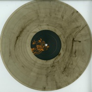 Front View : Tim Toh - TOURIST EP (CLEAR MARBLED VINYL) - Ornaments / ORN035